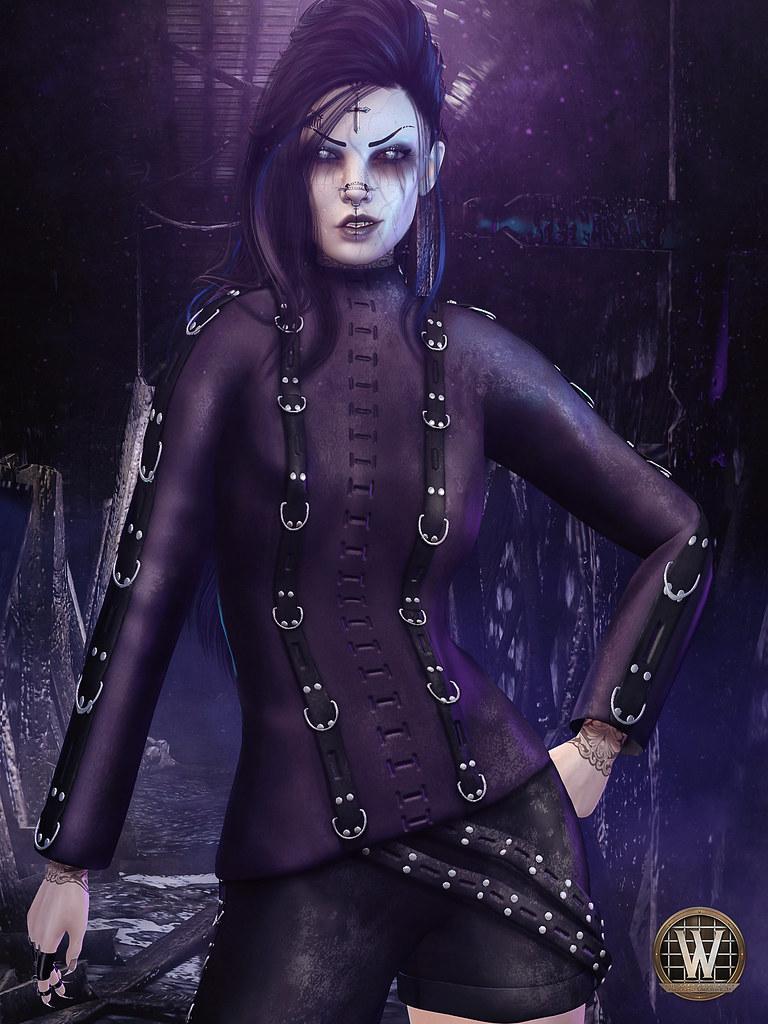 Wicca's Originals @ The Dark Style Fair // October 2021