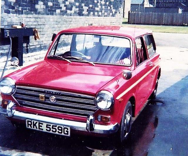 Morris 1300 Traveller