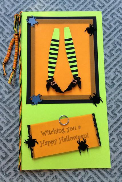 Make a Quilled Halloween Card