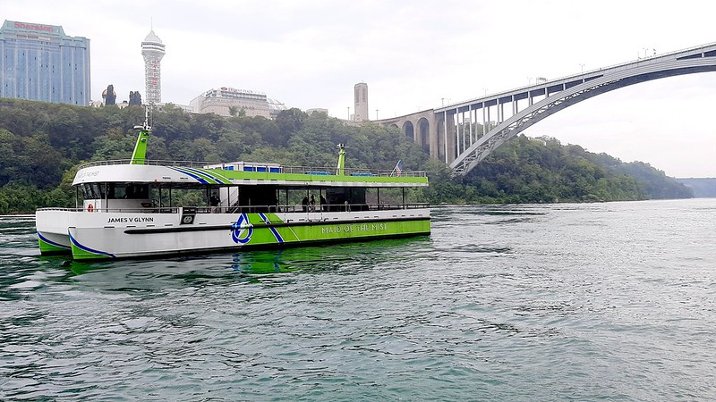 Maid of the Mist Boat Tour (4)