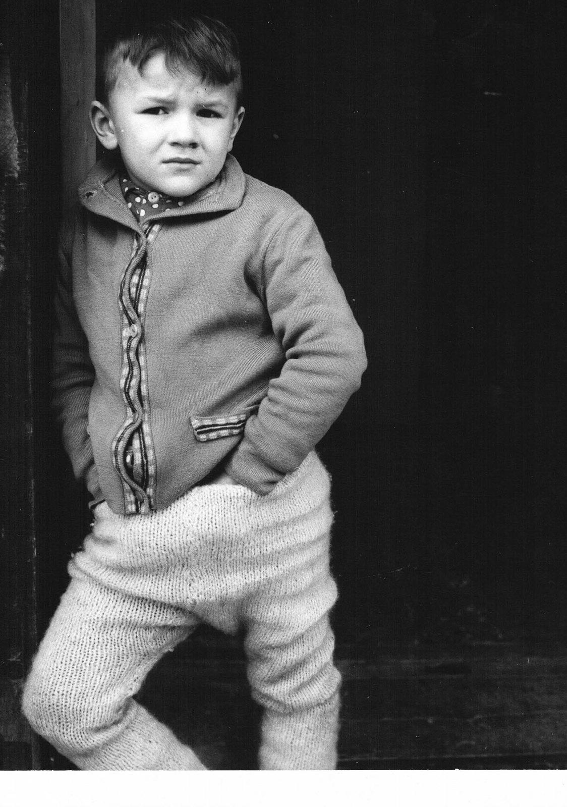 1972. Мальчик
