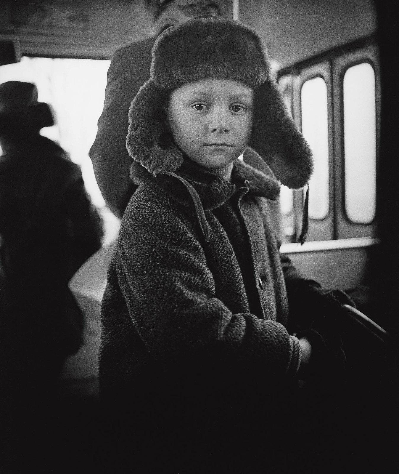 1972. Клайпеда. Поездка в город