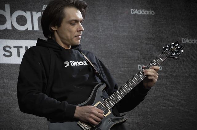 Guitarist - Sergey Tabachnikov