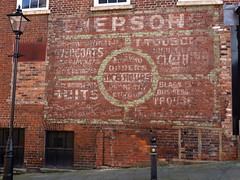 Wall in Stockport