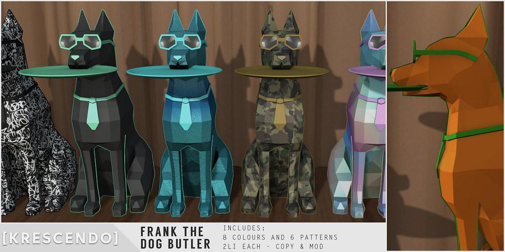 [Kres] Frank the Dog Butler