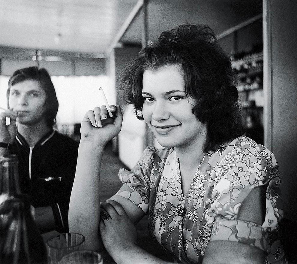 1971. Буфетчица. Жемайтия