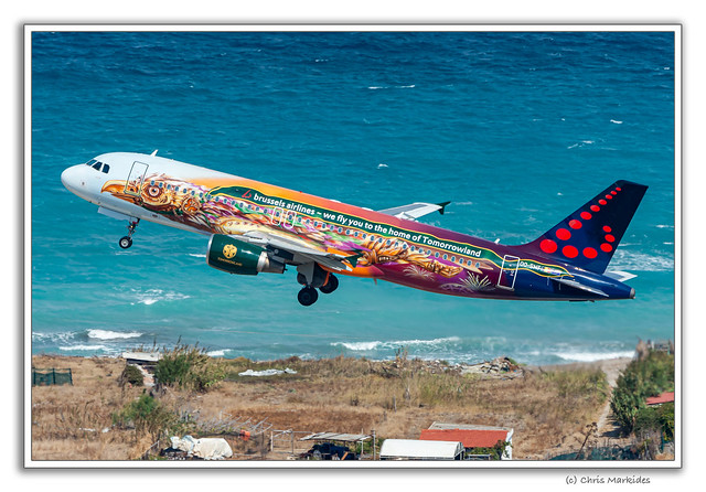 OO-SNF - Brussels Airlines - Airbus A320-214 -