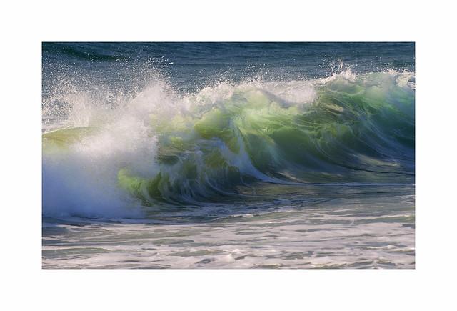 Sea Glass, or Glassy Sea.....