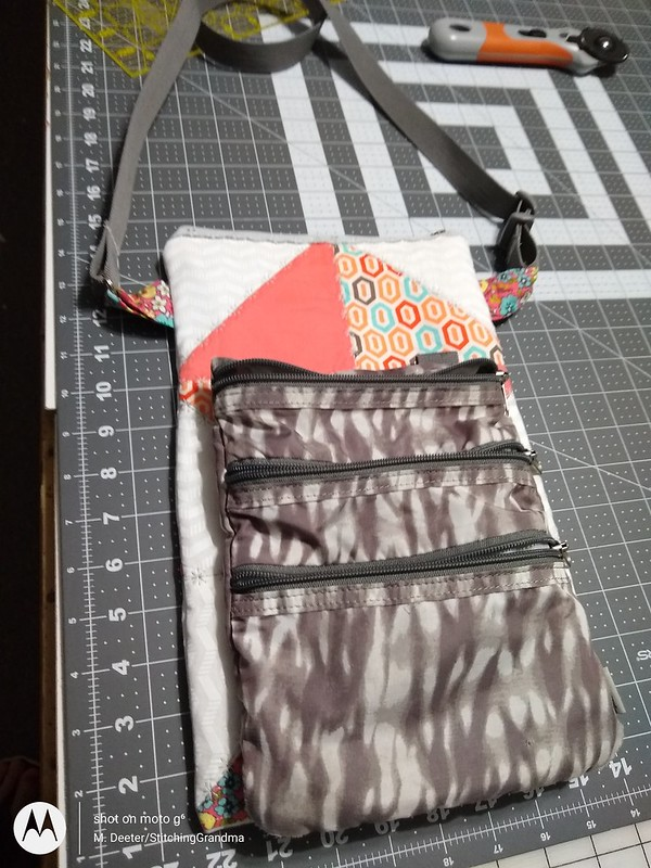 Replacing the old bag