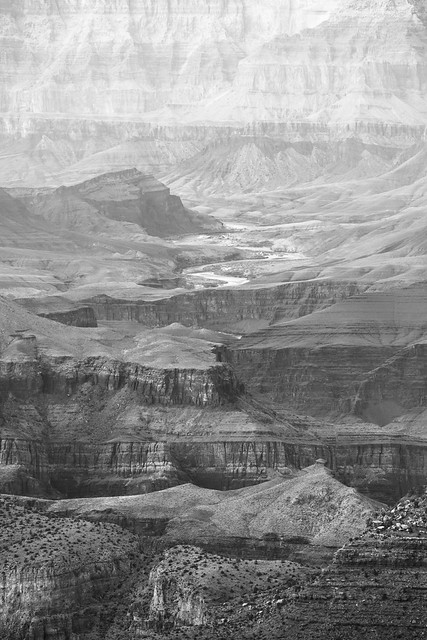 Dramatic Last Light - Grand Canyon