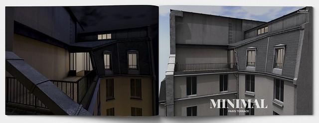 MINIMAL - Paris Terrace