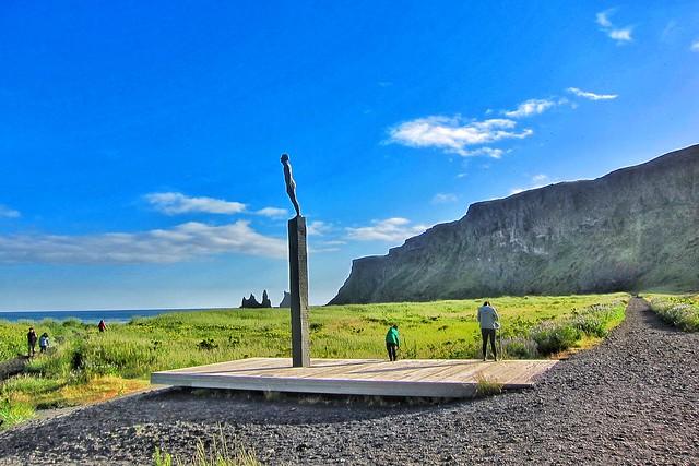 Iceland - Sculpture