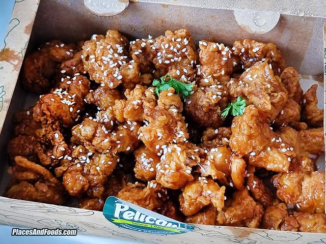 pelicana kinrara fried chicken