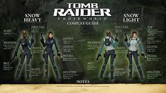 Tomb Raider: Underworld Cosplay Guide