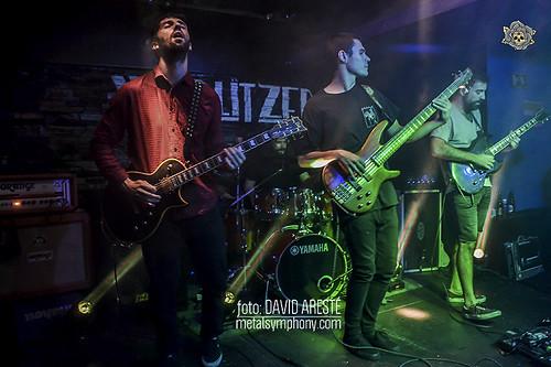 Deriva vuelven a Madrid llenando la Wurlitzer Ballroom