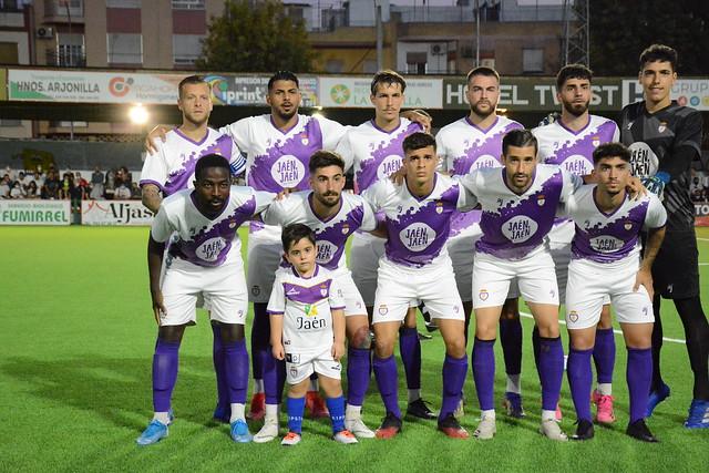 Real Jaén - Huétor Tájar