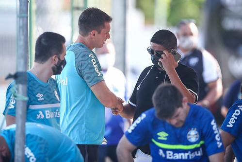 Treino Grêmio 12/10/2021