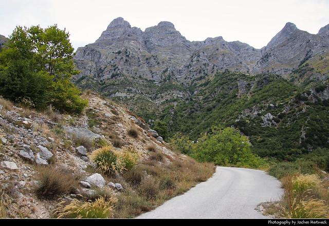 Katarraktis, Tzoumerka NP, Greece