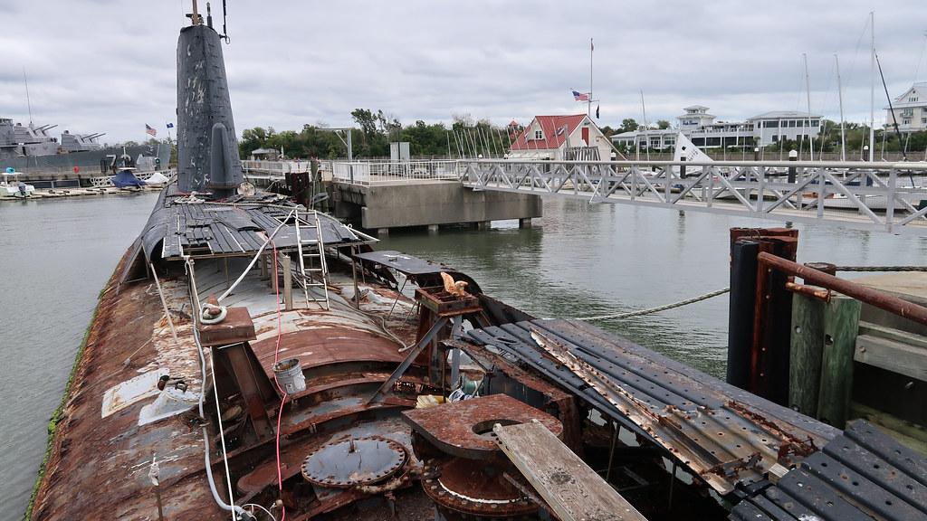 Patriots Point Naval & Maritime Museum