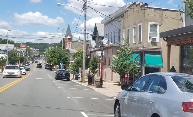 Downtown Hackettstown