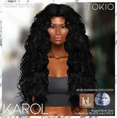 TOKIO Hair - Karol Alpha Hair @Marketplace