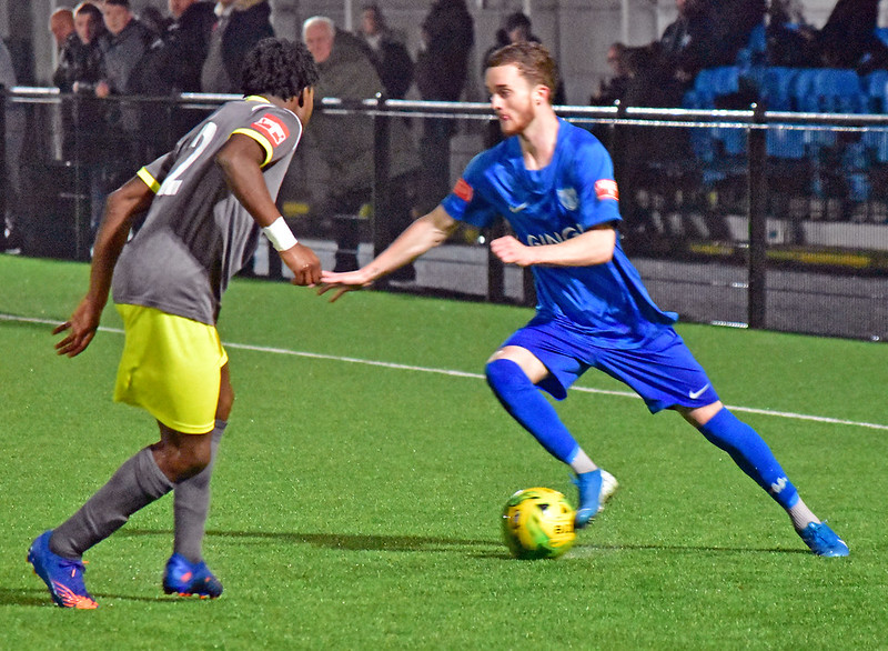 Barking FC v Canvey Island FC - Tuesday October 12th 2021
