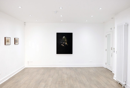 Emma Bennett | All Aflame | 2021 | 64 Charlotte Road, Shoreditch, London
