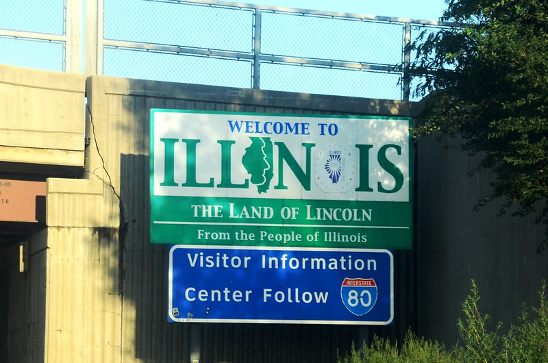 I-94 Illinois Welcome Sign (4)