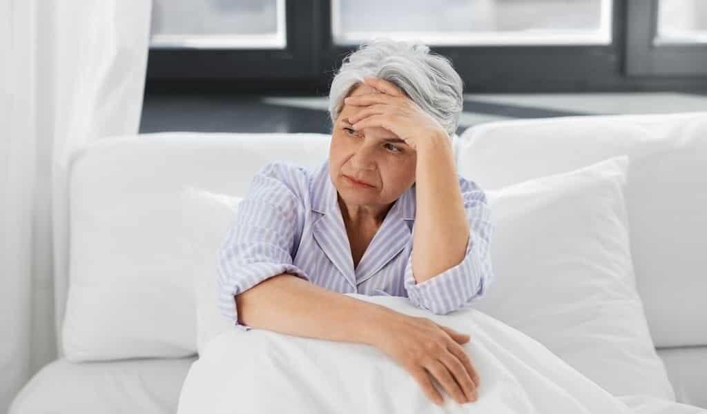 La maladie mentale est associée à un mauvais sommeil
