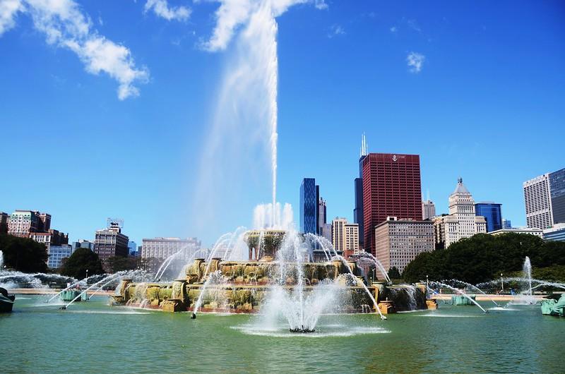 Buckingham Fountain (1)