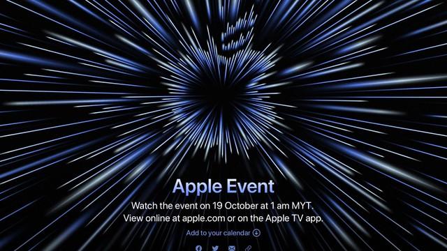 Apple Bakal Adakan Acara Pada 18 Oktober Ini, Dijangka Melancarkan M1X &Amp; Airpods Baharu