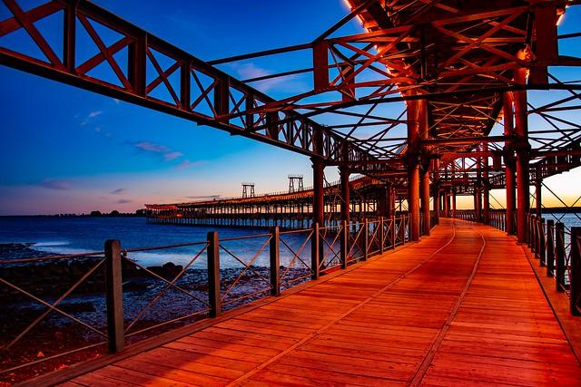 Puente de Río Tinto. Huelva.