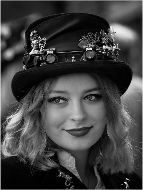 Miss Steampunk