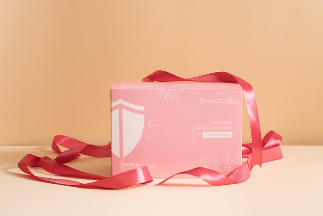 Medicos Pink Ribbon Mask 1
