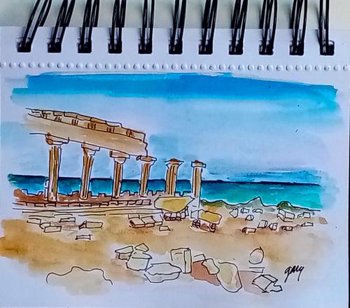 The Acropolis in Selinunte