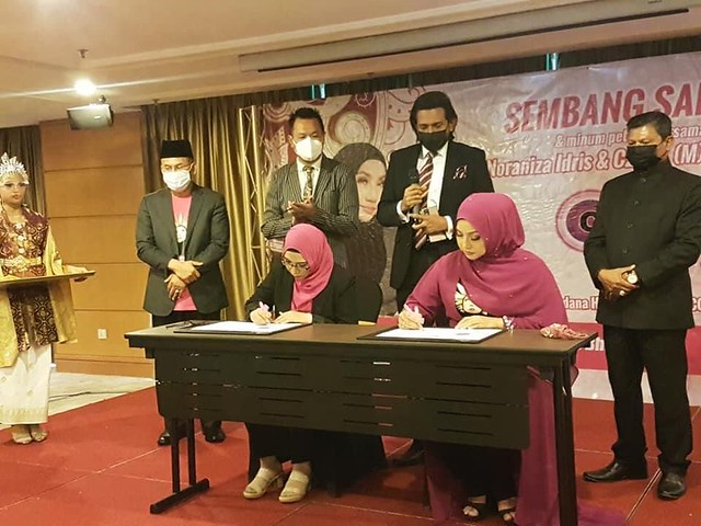 Noraniza Idris Aktifkan Semula Penerbitan Lagu-Lagu Irama Malaysia Bermula 2022