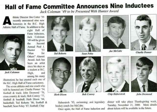 1999 - Hall of Fame