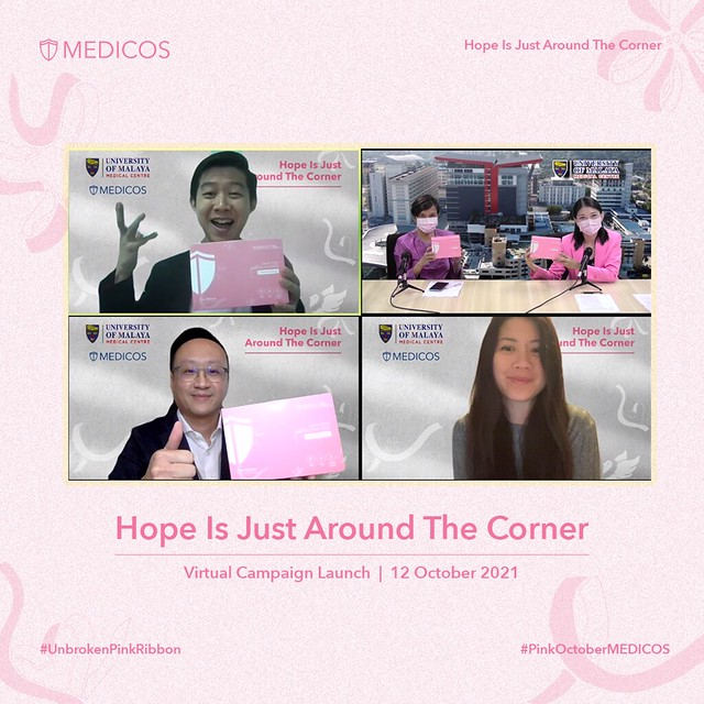 Med Virtual Campaign Launch - Spokespersons