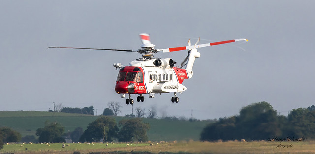 UK Search & Rescue Sikorsky S92