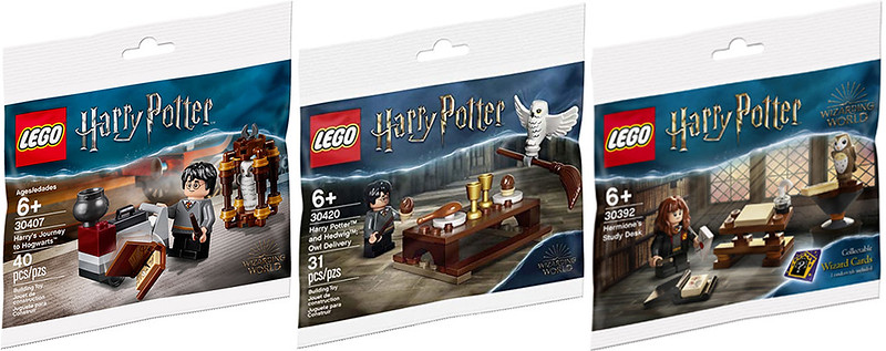 LEGO HP Polybags