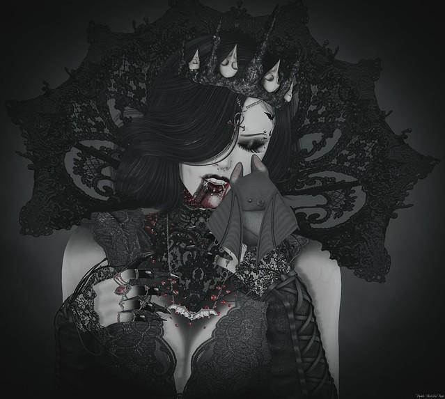 Vampire et Vespertilio