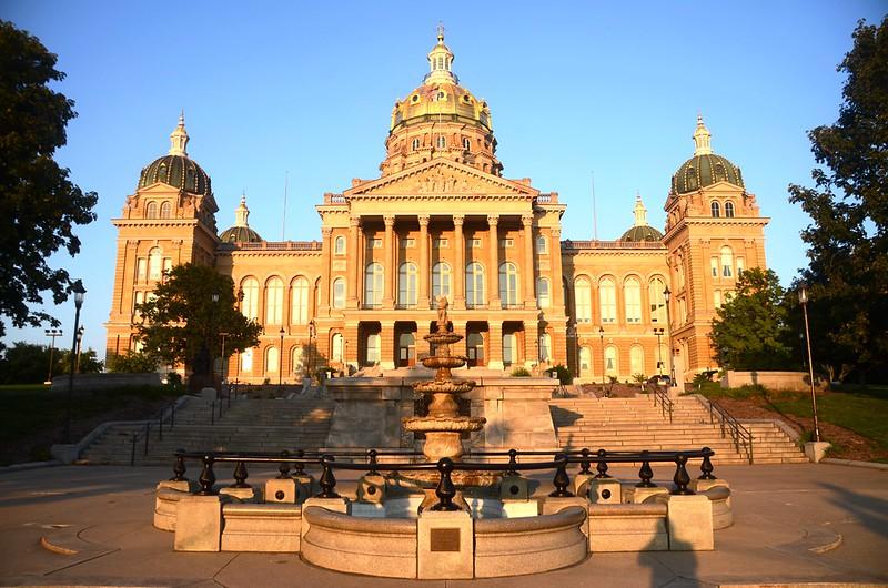 Iowa State Capitol (2)