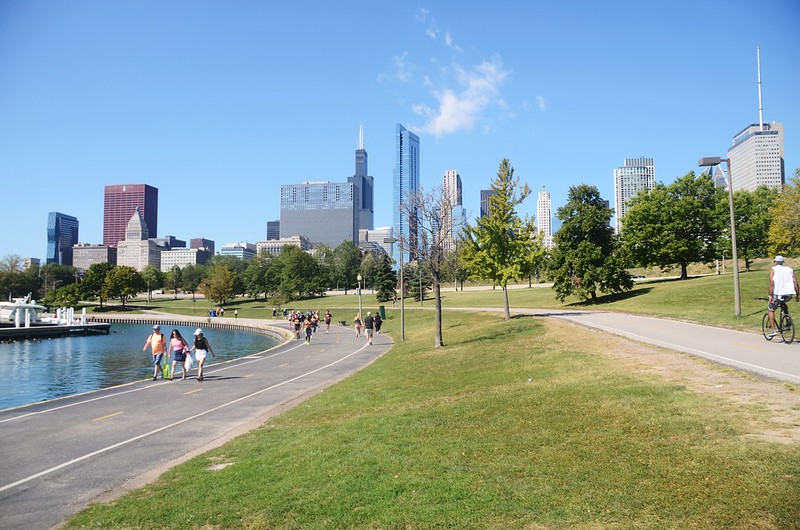 Chicago Lakefront Trail (4)