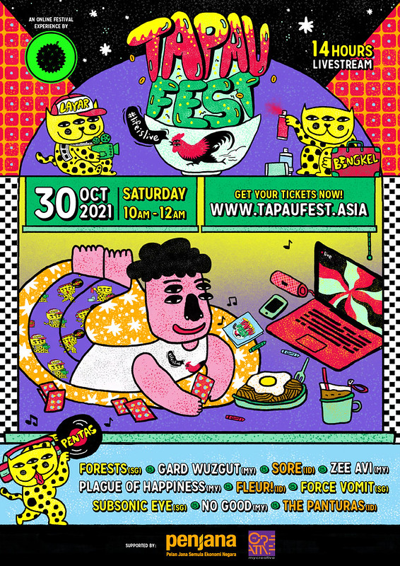 Tapaufest Poster