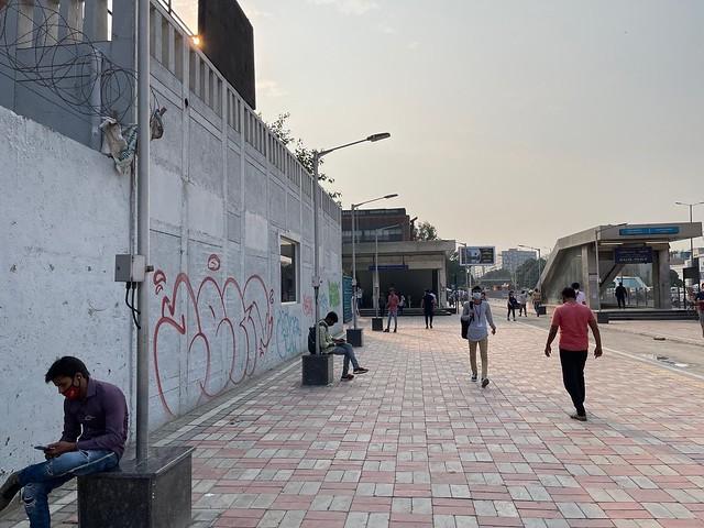 City Hangout - Chekhov's Promenade, South Extension 2IMG_8752