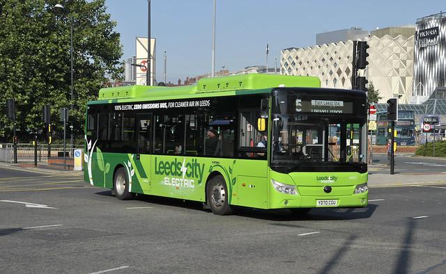 YD70CGU First Leeds 68805