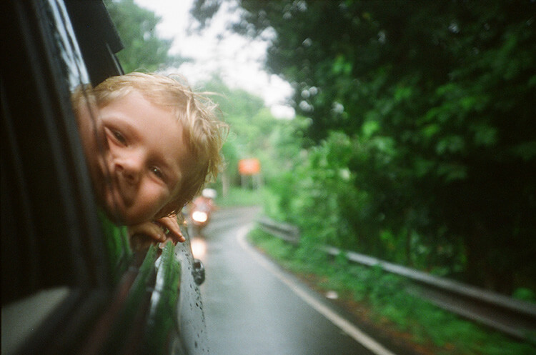 road trips with your kids