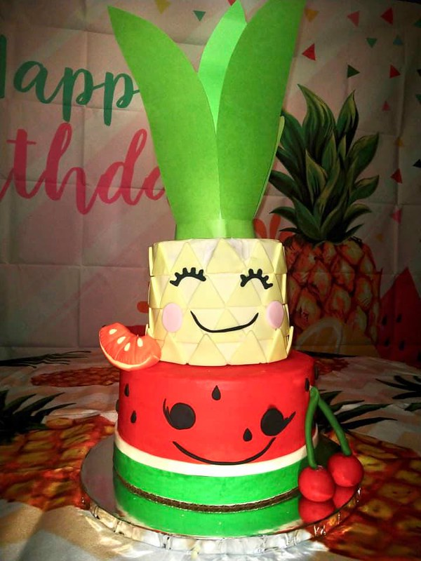 Cake by Victorious Desserts