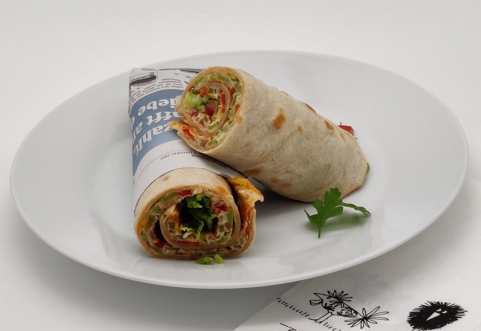 Chapati Rolex 🇺🇬