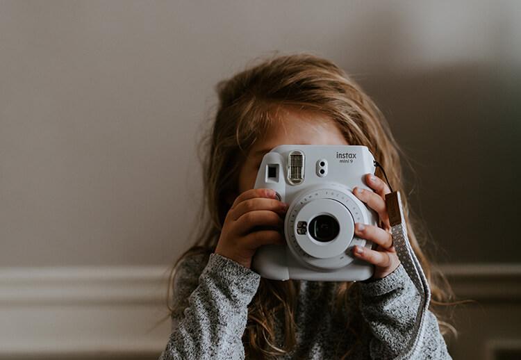Get kids a camera